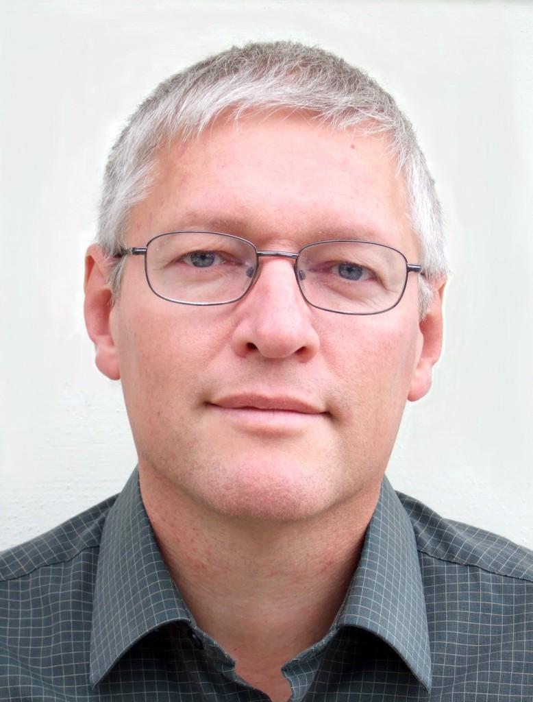 Portrettbilde av Nils Ivar Agøy